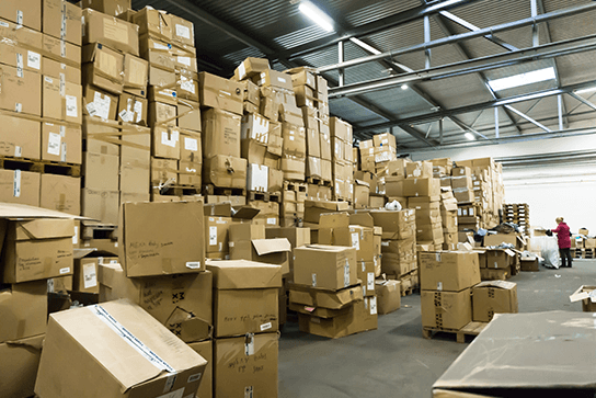MORE ORDERS, RAPID DELIVERY EXPECTATIONS