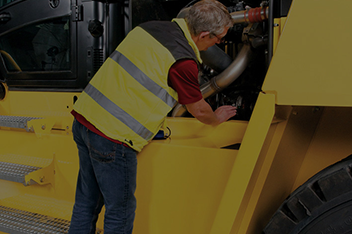 MAINTAINING YOUR HYSTER® Forklift