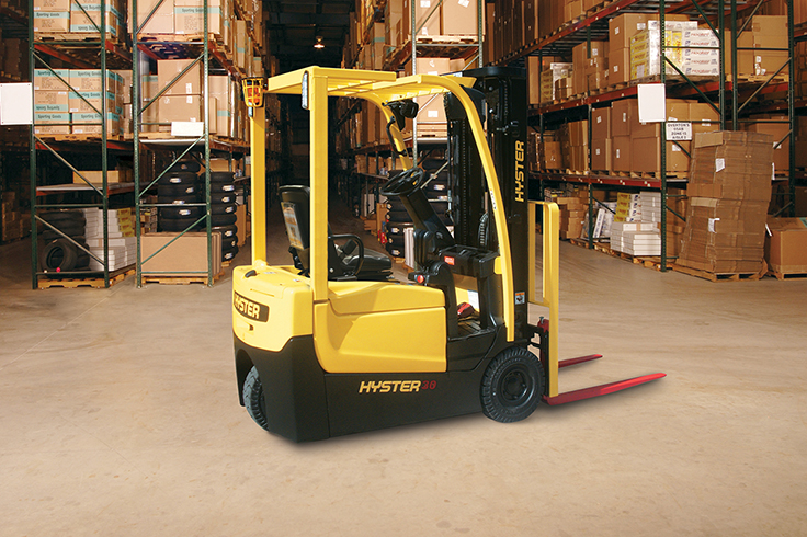 A25-30XNT 3 Wheel Electric Forklift