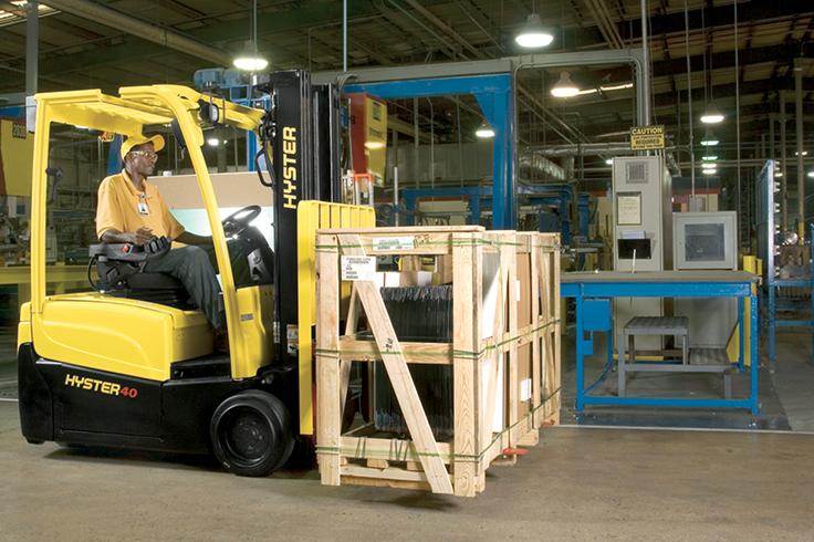 J30-40XNT Three Wheel Forklift