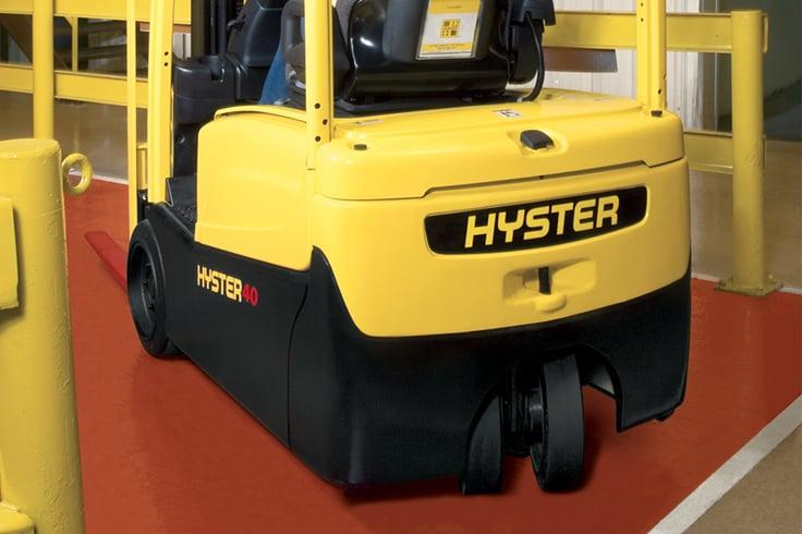 J30-40XNT 3 Wheel Electric Forklift