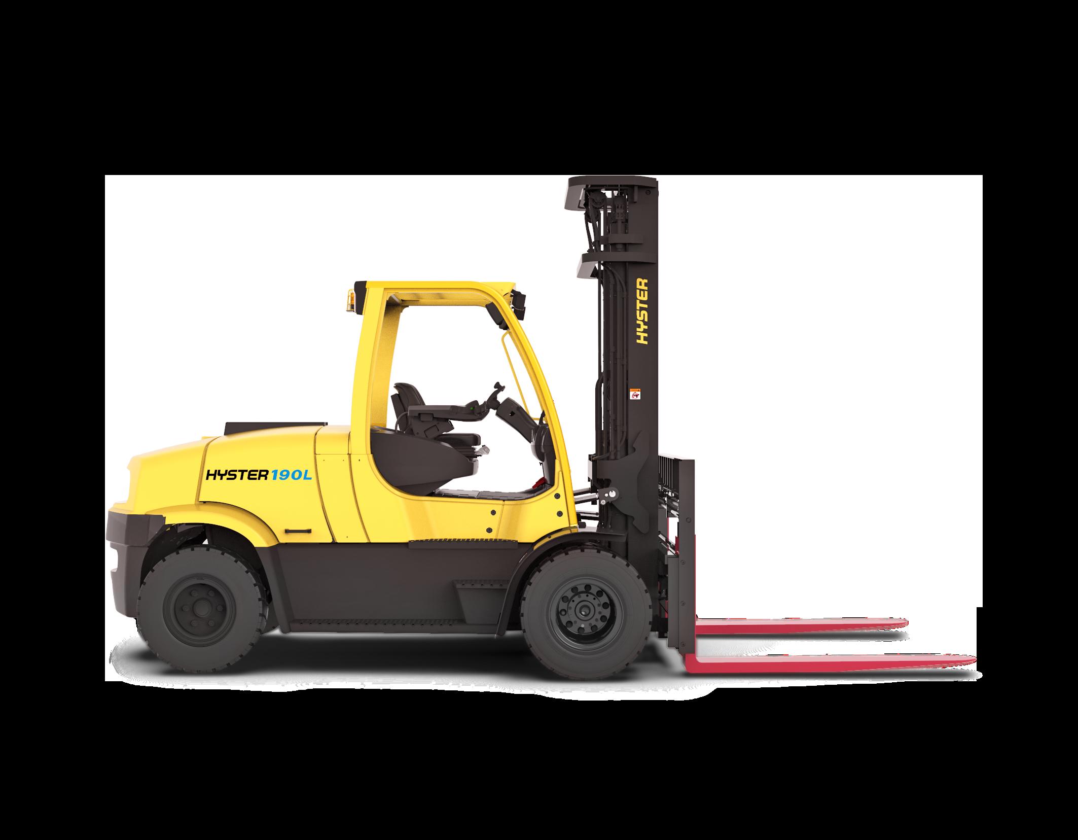 J155-190XNL 4 Wheel Electric Forklift