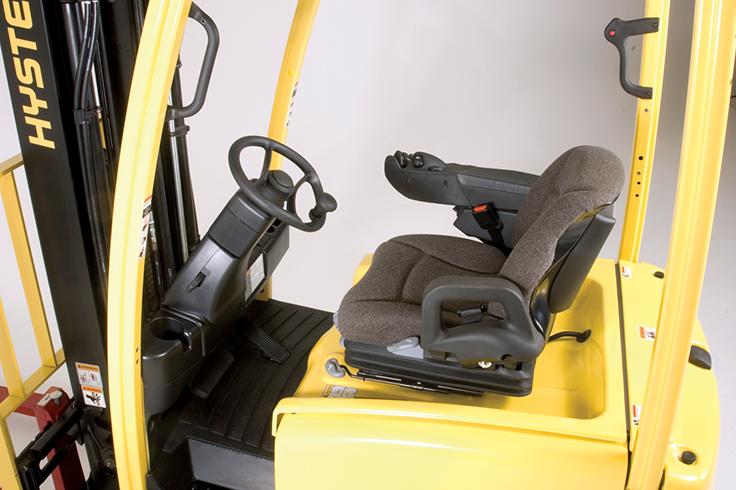 J30-40XN 4 Wheel Electric Forklift