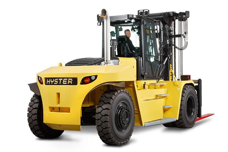 H400-450XD High Capacity Forklift Truck