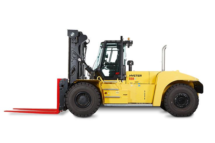 H500-700XD High Capacity Forklift Truck