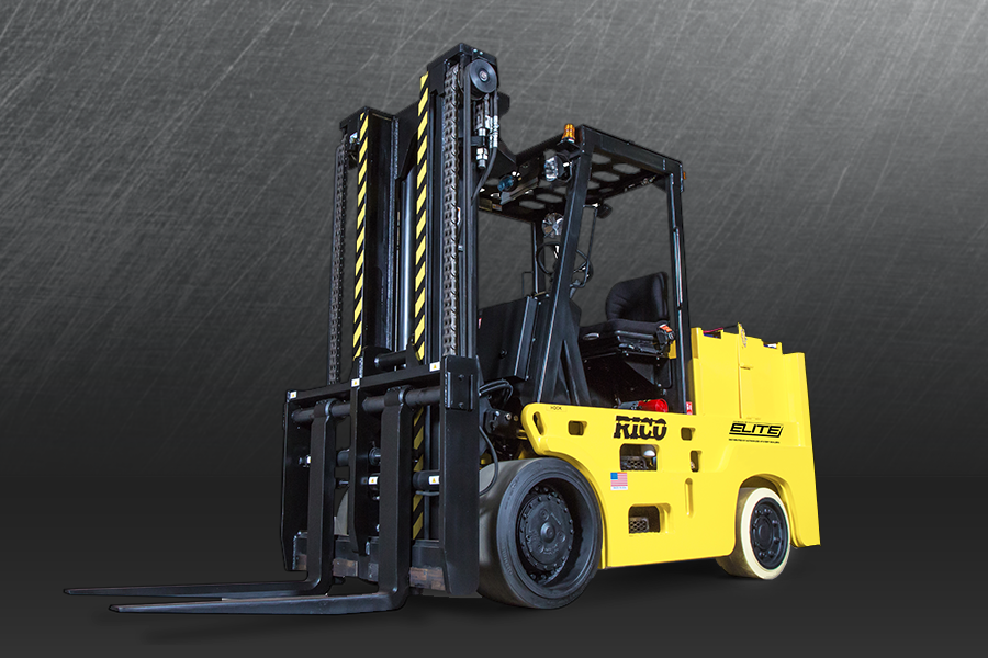 Pegasus Electric High Capacity Cushion Tire from Hyster