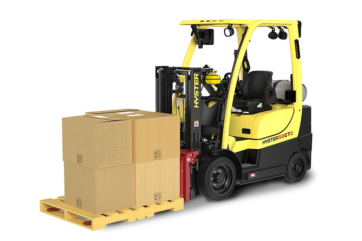 S50CT2 Hyster Cushion Tire Forklift