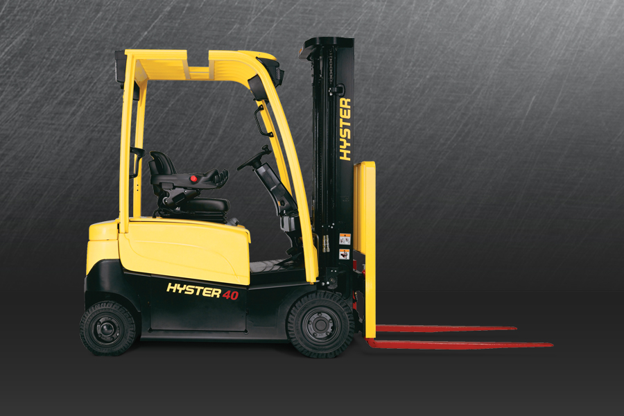 ELECTRIC FORKLIFTS DESIGNED FOR MAX PRODUCTIVITY