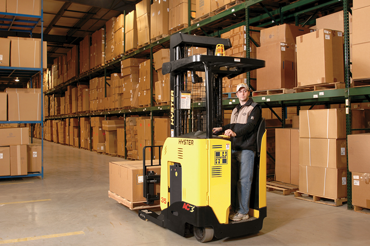 N30ZDR2, N35-40ZR2 Narrow Aisle Reach Truck
